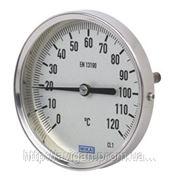 Биметаллический термометр, промышленная серия 52 фото