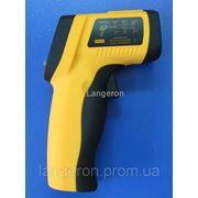 Пирометр цифровой Термометр электронный лазерный инфракрасный бесконтактный фото