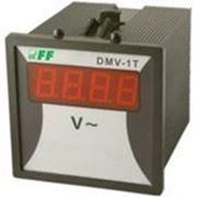 Индикатор напряжения цифровой DMV-1T щитовой фото