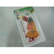 Термометр магнит фрукты фото