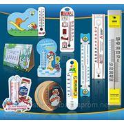 Термометры с логотипом фото