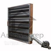 Воздушные клапаны прямоугольного сечения фото