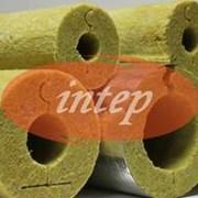 Цилиндры минераловатные НК - 140 * 50 без покрытия, некашированные фото