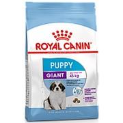 Royal Canin 15кг Giant Puppy Сухой корм для щенков гигантских пород от 2 до 8 месяцев фото
