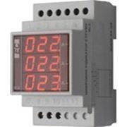 Индикатор тока цифровой ВI-3 3S 380В фото