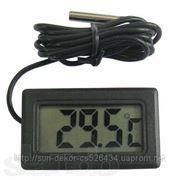 Электронные термометры фото