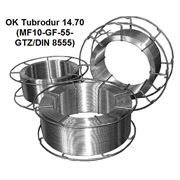 Порошковые проволоки для наплавки и ремонта деталей OK Tubrodur 14.70 (MF10-GF-55-GTZ / DIN 8555) фото