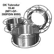 Порошковые проволоки для наплавки и ремонта деталей OK Tubrodur 15.40 (MF1-GF-350P / DIN 8555) фото