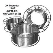 Порошковые проволоки для наплавки и ремонта деталей OK Tubrodur 15.82 (MF10-62- GRPZ/DIN 8555) фото