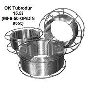 Порошковые проволоки для наплавки и ремонта деталей OK Tubrodur 15.52 (MF6-50-GP / DIN 8555) фото