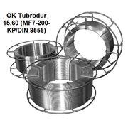 Порошковые проволоки для наплавки и ремонта деталей OK Tubrodur 15.60 (MF7-200- KP/DIN 8555) фото