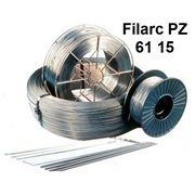 Порошковые проволоки для полуавтоматической сварки легированных высокопрочных и теплоустойчивых сталей Filarc PZ 61 15 фото