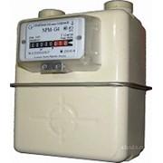 Счетчик газа NРМ-4 правый фото