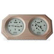 Термогигрометр для бани Saunia 543TL фото