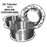 Порошковые проволоки для наплавки и ремонта деталей OK Tubrodur 14.71 (MF8-200- CKPZ / DIN 8555) фото