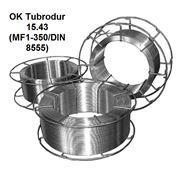 Порошковые проволоки для наплавки и ремонта деталей OK Tubrodur 15.43 (MF1-350 / DIN 8555) фото