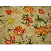 Бифлекс с цветочным рисунком
