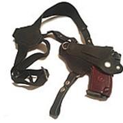 Кобура оперативная для пистолета ПМ (натуральная кожа) фото