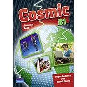Megan Roderick, Rachel Finnie Cosmic B1 Student's Book (with Active Book CD-ROM) фото