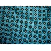 Бифлекс синий с абстрактным принтом фото