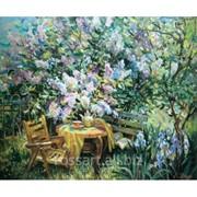 Картина на холсте Цветы Сирень фото