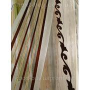 Тюль Органза Lines 5- Узор с полосками Турция 2535-4 -1 фото