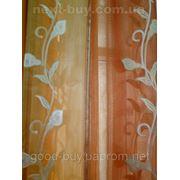 Тюль Органза - Цветок Турция GKР-21-2 -1 фото