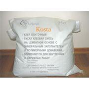 Клей плиточный Kosta фото