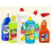Универсальные чистящие средства для ванной комнаты фото