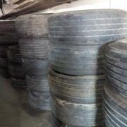 Грузовые шины б/у фото
