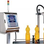 Пятистрочный мелкосимвольный CIJ маркировочный принтер Z5000 производства Zanasi фото
