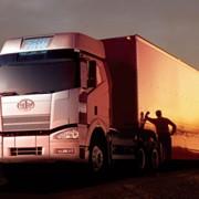 Услуги по доставке грузов. фото