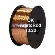 Проволоки сплошного сечения для полуавтоматической сварки в среде защитных газов легированных высокопрочных и теплоустойчивых сталей OK AristoRod 13.22 фото