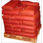 Пигмент красный (железоокисный) фото