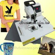 Оборудование для печати на футболках фото