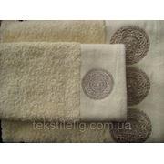 Махровые полотенца 30х50 фото