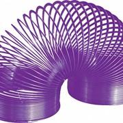 Slinky Цветная металлическая пружинка Артикул: СЛ8-111BL фото