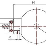 Концевая монтажная заглушка типа КЗП2 фото