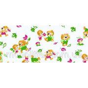 Фланель детская (Фланель белоземельная, Фланель ш-90, Фланель) фото