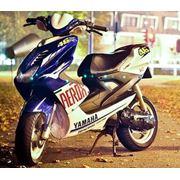 Прокат скутеров в Геленджике Анапе Сочи Адлере фото