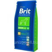Сухой корм для собак Brit Premium Senior XL 3 кг фото