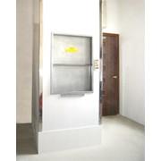 Лифт малый грузовой фото