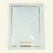 Одноразовый шампунь фото