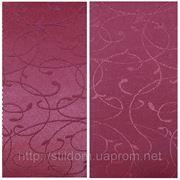 Водоотталкивающая ткань Ш1,5 м. арт-1812 бордо. фото