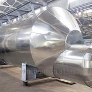 Испаритель с паровым пространством, диаметр кожуха до 1600 мм фото