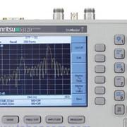 Анализаторы спектра Anritsu Site Master S312D Портативный анализатор спектра для мобильных сетей - рефлектометр Anritsu Site Master S312D фото