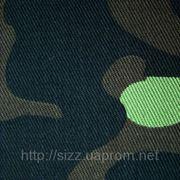 Ткань камуфлированная «Саржа» фото