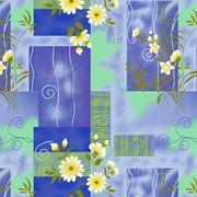 Бязь SCR-6265(BLUE) фото