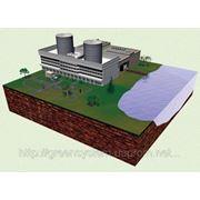 Промышленный тепловой насос - для отопления и ГВС производственных и бытовых зданий, складов, теплиц фото