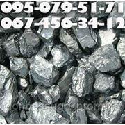 Уголь мелкий орех фото